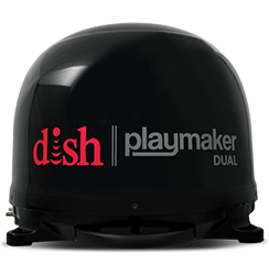 DISH Playmaker Dual - Outdoor TV - Largo, Florida - Clearchoice Telcoms - DISH Authorized Retailer