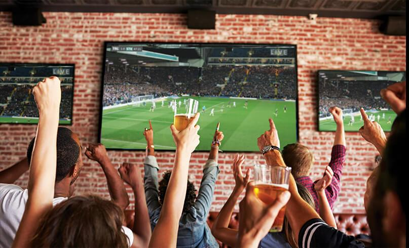 Sports TV for Business from Clearchoice Telcoms